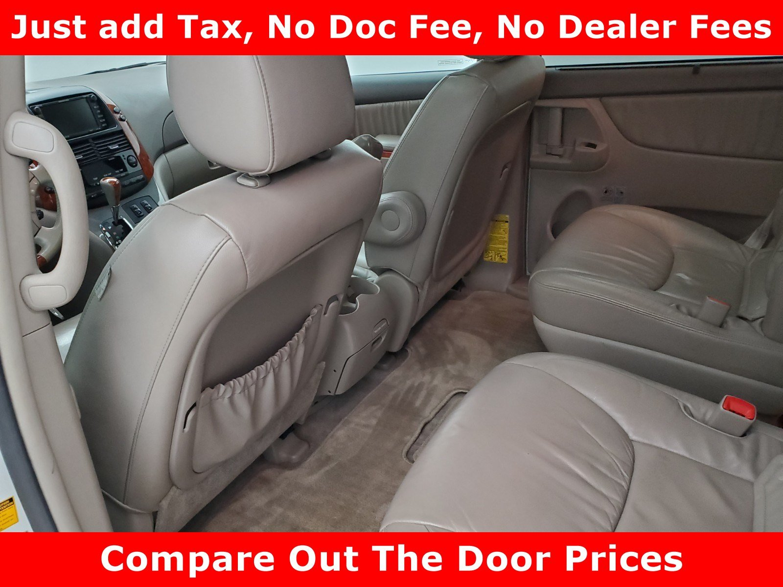 Pre-Owned 2010 Toyota Sienna XLE
