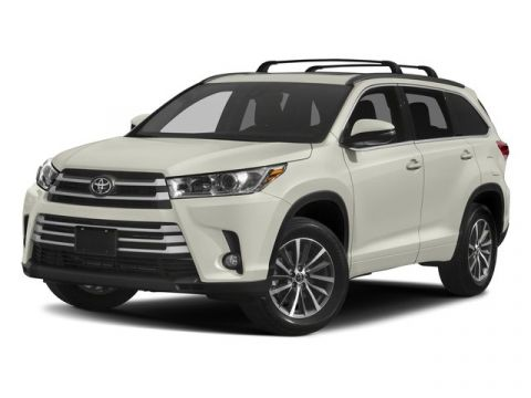 Pre-Owned 2017 Toyota Highlander XLE FWD Sport Utility